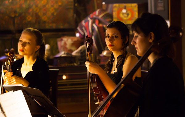 Musica Classica - Quartetto Effe