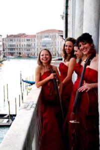 Quartetto d'archi Venezia
