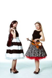 Violins for weddings and events