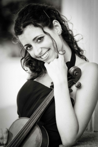 Violinista per eventi e matrimoni