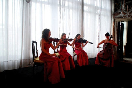 Venice string quartet