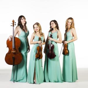 Quartetto d'archi per eventi