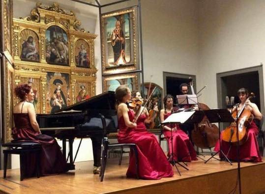 Concerti società del Quartetto Vercelli