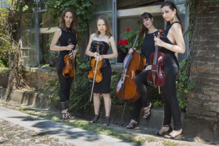musicisti per matrimoni, gruppo matrimonio, quartetto femminile