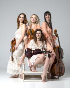 aniye by, aniyeby ,aniye by torino, turin string quartet, quartetto d'archi di torino