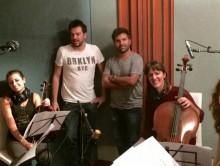 """Quartetto Effe protagonista nel 6° album """"Le cose che cambiano"""" dei B-nario"""