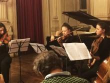 """Quartetto Effe al """"Mozart Nacht und Tag VII"""""""