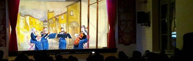 Concerto a Cavagnolo-serata di beneficienza