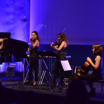 String Quartet Italy