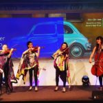 electric string quartet, string quartet, show femminile